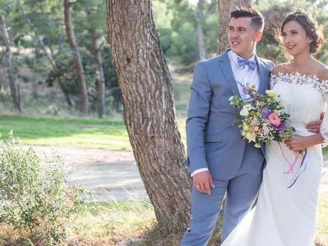 Le mariage de Clothilde et Benjamin