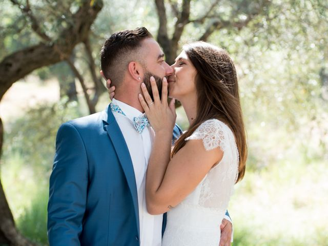 Le mariage de Vanessa et Benoit