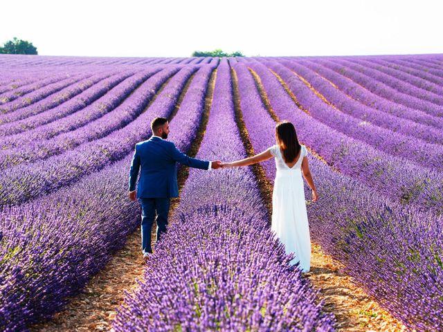 Le mariage de Benoit et Vanessa à La Valette-du-Var, Var 23