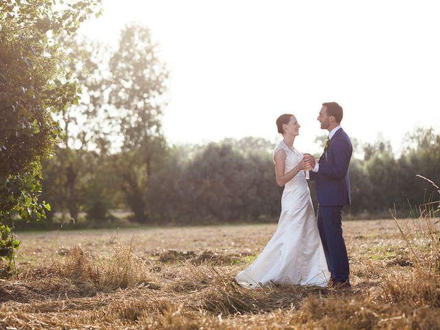 Le mariage de Amandine et Hervé
