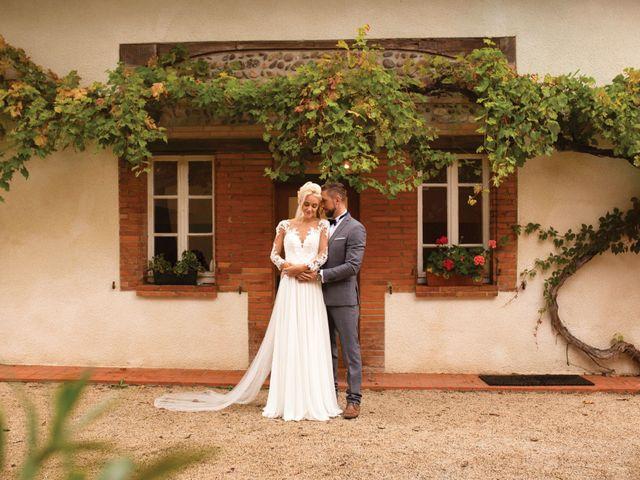 Le mariage de Christophe et Olivia à Toulouse, Haute-Garonne 9