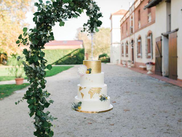 Le mariage de Christophe et Olivia à Toulouse, Haute-Garonne 65