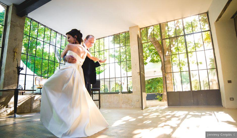 Le mariage de philippe et Karine à Nîmes, Gard