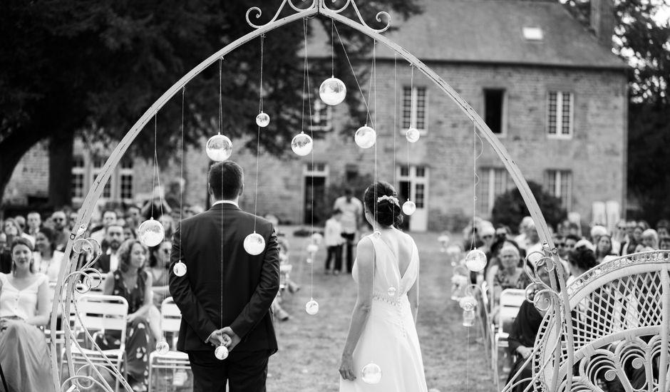 Le mariage de Marc et Marie à Saint-Rémy-du-Plain, Ille et Vilaine