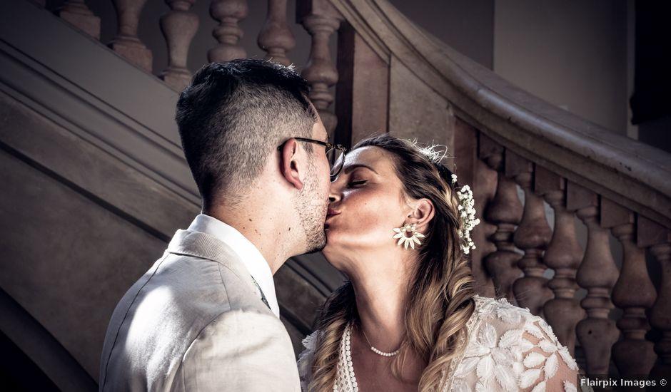 Le mariage de Romain et Morgane à Toulouse, Haute-Garonne