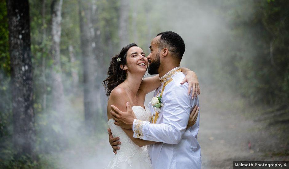 Le mariage de Rodny et Cannelle à Les Trois-Îlets, Martinique