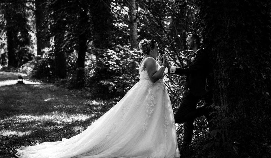 Le mariage de Olivier  et Anaïs  à Andouillé, Mayenne