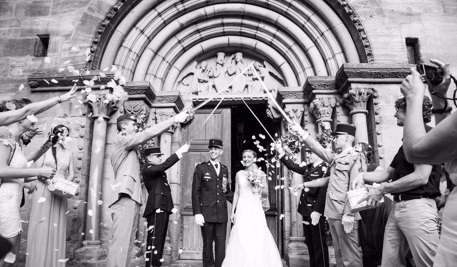 Le mariage de Cédric et Gwen  à Kaysersberg, Haut Rhin