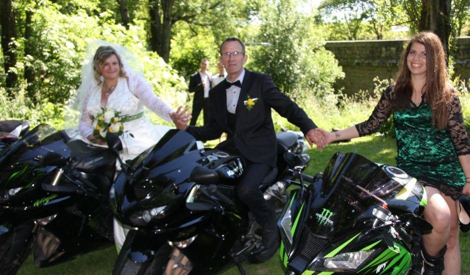Le mariage de Michel et Karine à Gorron, Mayenne