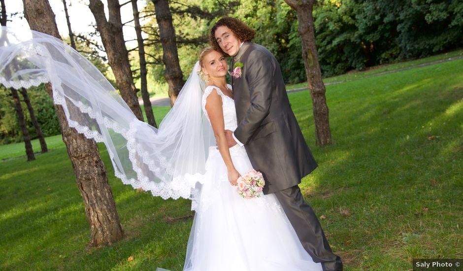Le mariage de Jean-Charles et Julie à Giremoutiers, Seine-et-Marne