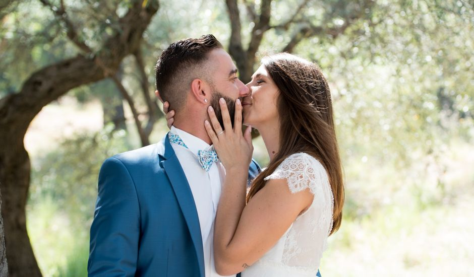 Le mariage de Benoit et Vanessa à La Valette-du-Var, Var