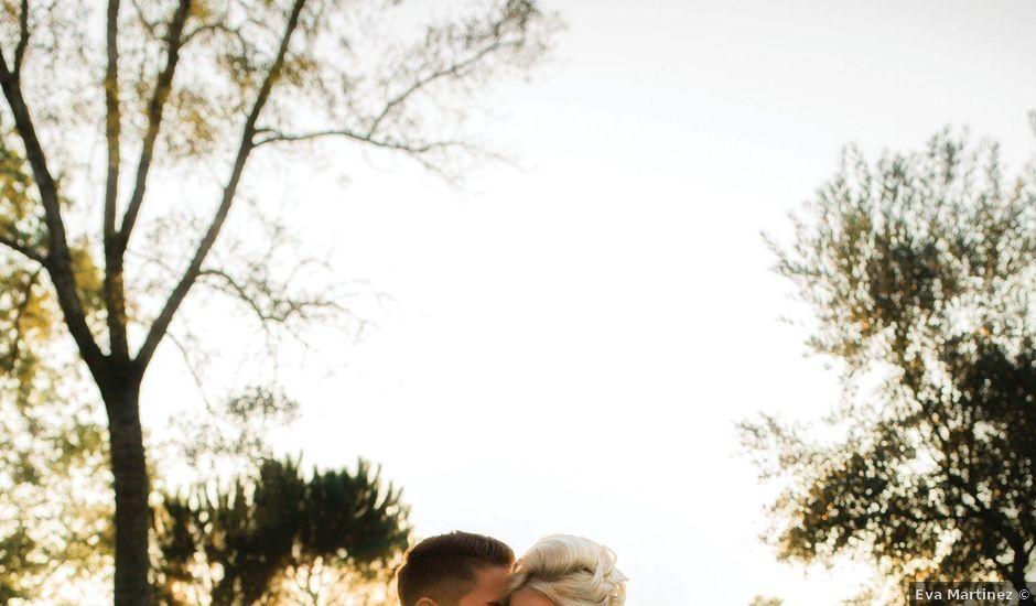 Le mariage de Christophe et Olivia à Toulouse, Haute-Garonne