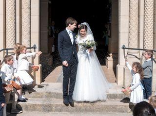 Le mariage de Mathilde et Timothée