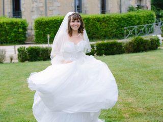 Le mariage de Mélanie et Sébastien 1