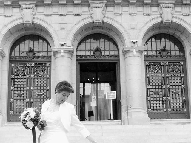 Le mariage de Stéphane et Sophie à Suresnes, Hauts-de-Seine 12
