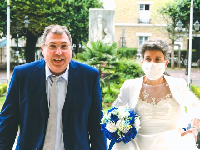 Le mariage de Stéphane et Sophie à Suresnes, Hauts-de-Seine 32