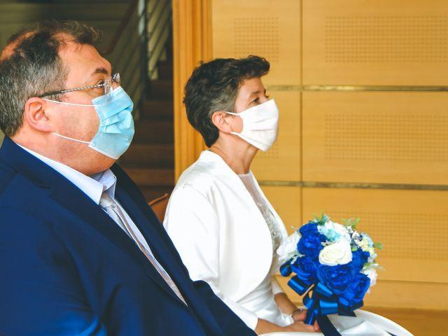 Le mariage de Stéphane et Sophie à Suresnes, Hauts-de-Seine 35