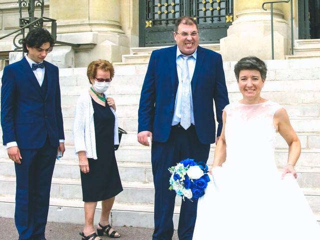 Le mariage de Stéphane et Sophie à Suresnes, Hauts-de-Seine 83