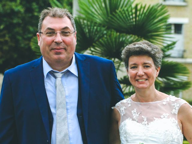 Le mariage de Stéphane et Sophie à Suresnes, Hauts-de-Seine 95