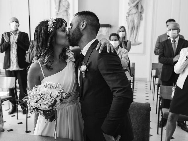 Le mariage de Jeremy et Pauline à Draveil, Essonne 167