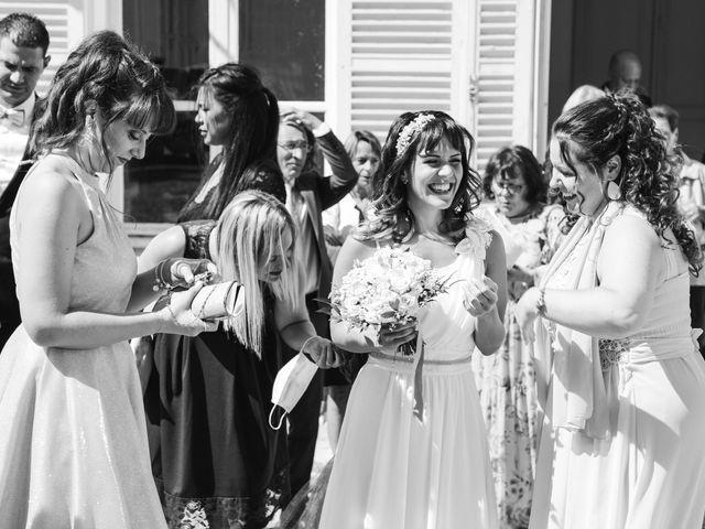 Le mariage de Jeremy et Pauline à Draveil, Essonne 169