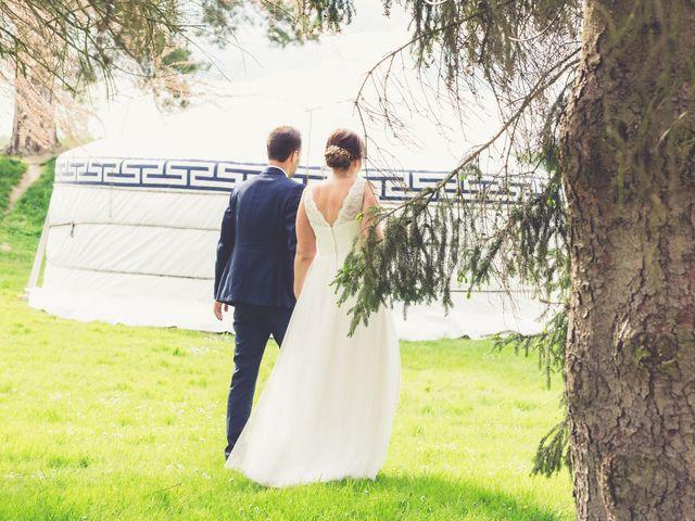Le mariage de Julien et Alicia à La Chapelle-Gauthier, Seine-et-Marne 11