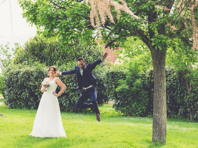 Le mariage de Julien et Alicia à La Chapelle-Gauthier, Seine-et-Marne 2