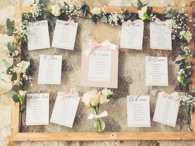 Le mariage de Julien et Alicia à La Chapelle-Gauthier, Seine-et-Marne 13