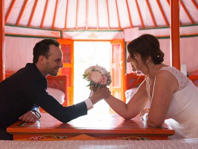 Le mariage de Julien et Alicia à La Chapelle-Gauthier, Seine-et-Marne 32