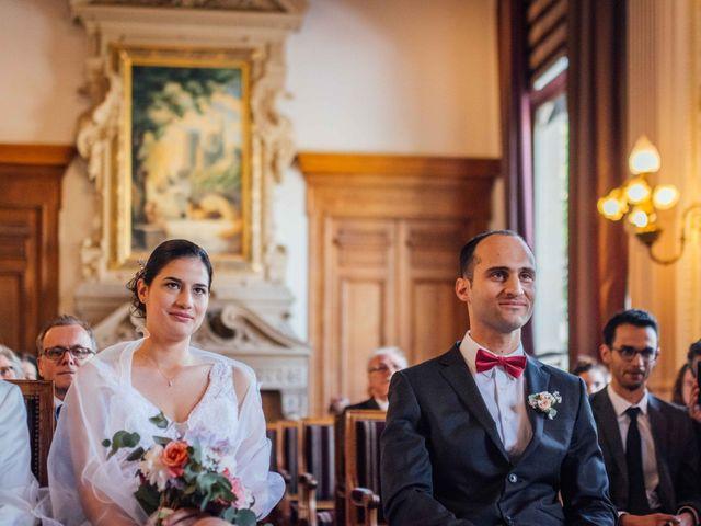 Le mariage de Slim et Diane à Paris, Paris 3