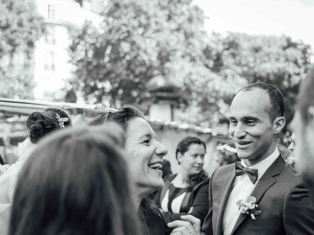 Le mariage de Slim et Diane à Paris, Paris 10