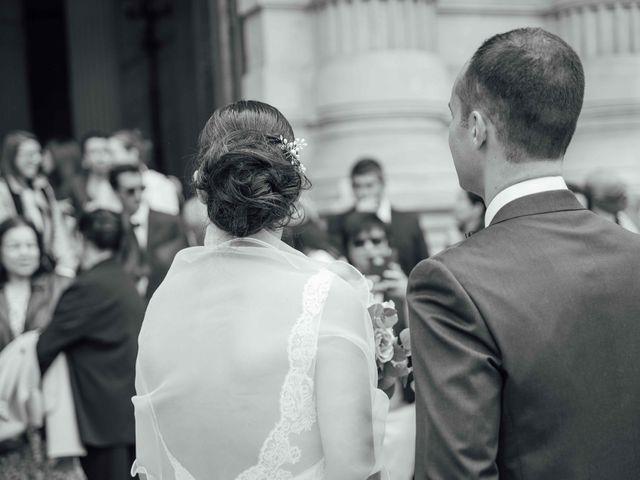 Le mariage de Slim et Diane à Paris, Paris 12