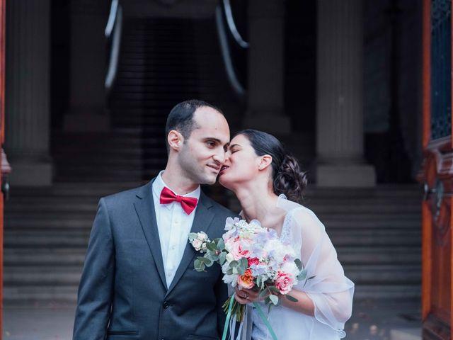 Le mariage de Slim et Diane à Paris, Paris 21