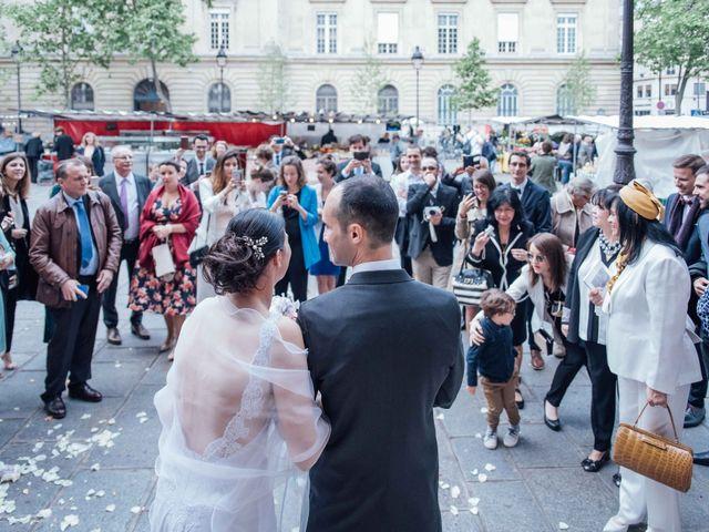 Le mariage de Slim et Diane à Paris, Paris 23