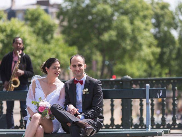 Le mariage de Slim et Diane à Paris, Paris 25