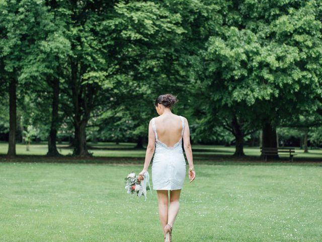 Le mariage de Slim et Diane à Paris, Paris 34