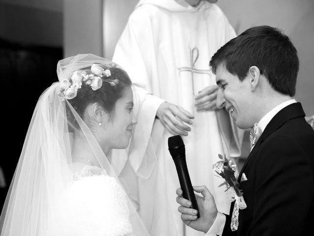 Le mariage de Timothée et Mathilde à Saint-Yan, Saône et Loire 9