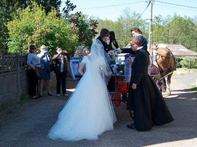 Le mariage de Timothée et Mathilde à Saint-Yan, Saône et Loire 16