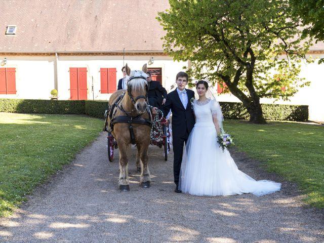 Le mariage de Timothée et Mathilde à Saint-Yan, Saône et Loire 18