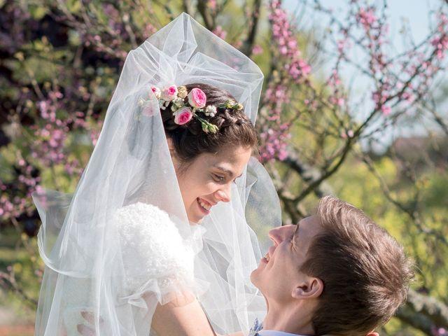Le mariage de Timothée et Mathilde à Saint-Yan, Saône et Loire 20