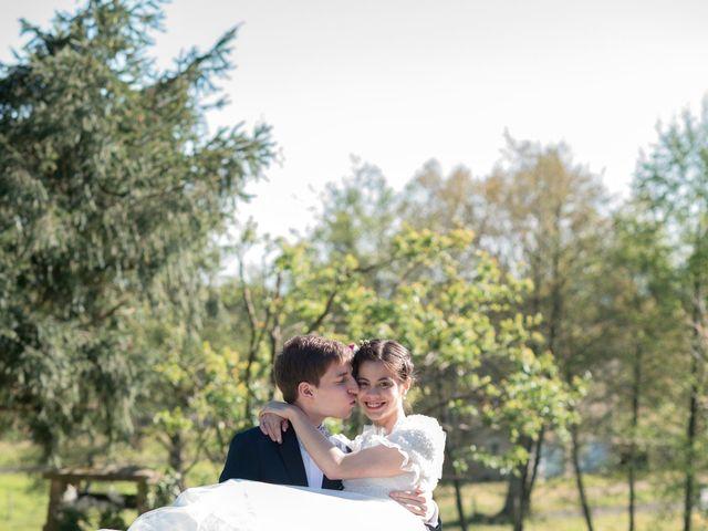 Le mariage de Timothée et Mathilde à Saint-Yan, Saône et Loire 21