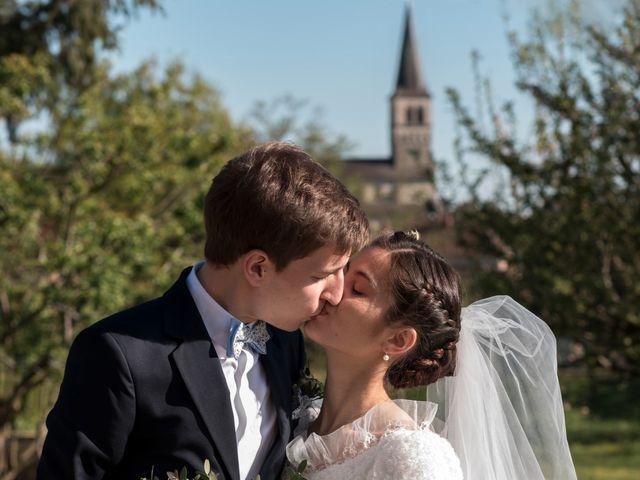 Le mariage de Timothée et Mathilde à Saint-Yan, Saône et Loire 23
