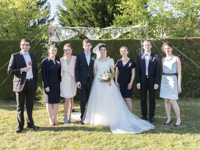 Le mariage de Timothée et Mathilde à Saint-Yan, Saône et Loire 24