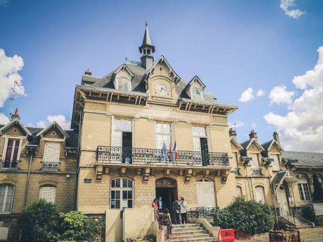 Le mariage de Romain et Williams à Cergy, Val-d'Oise 1