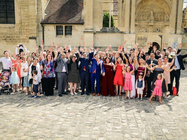 Le mariage de Romain et Williams à Cergy, Val-d'Oise 32
