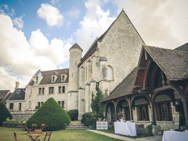 Le mariage de Romain et Williams à Cergy, Val-d'Oise 35