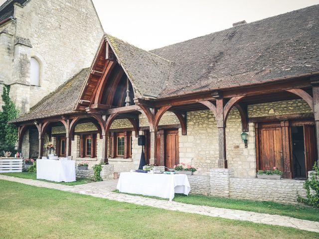Le mariage de Romain et Williams à Cergy, Val-d'Oise 36