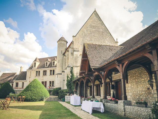 Le mariage de Romain et Williams à Cergy, Val-d'Oise 40