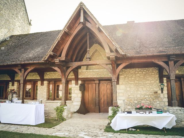 Le mariage de Romain et Williams à Cergy, Val-d'Oise 42
