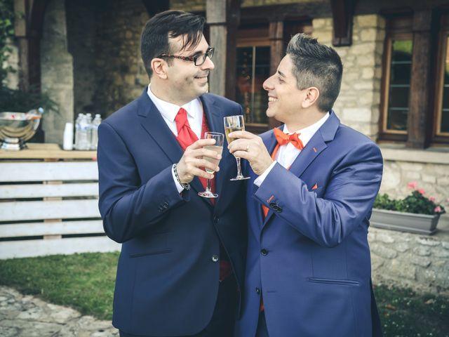 Le mariage de Romain et Williams à Cergy, Val-d'Oise 50